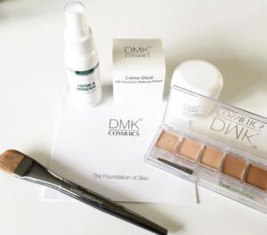 Produkter fra DMK Cosmetics